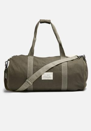 Jack & Jones Footwear & Accessories TY Duffelbag Olive