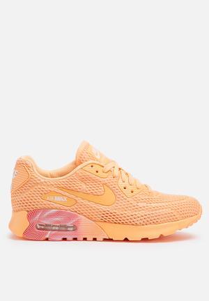 Nike Air Max 90 Ultra BR Sneakers Peach Cream / White