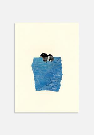 Richard Vergez Bodies Of Water Art