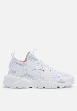 Nike Nike Air Huarache Run Ultra Breathe Sneakers Off White / White