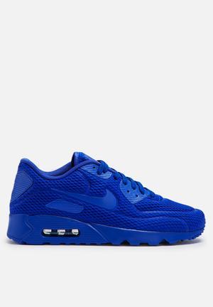 Nike Nike Air Max 90 Ultra Breathe Sneakers Racer Blue