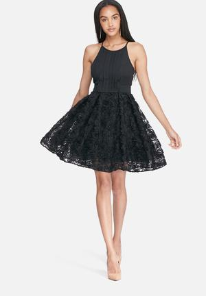 Y.A.S Daisy Dress Occasion Black