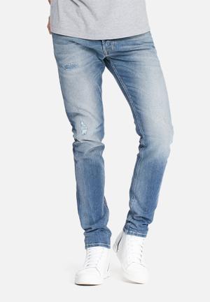 Diesel  Tepphar Slim Jeans Blue