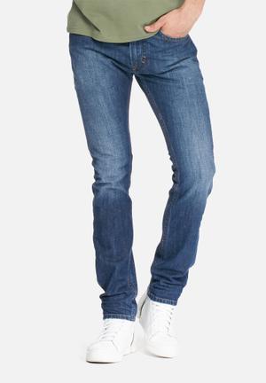 Diesel  Thavar Skinny Jeans Blue
