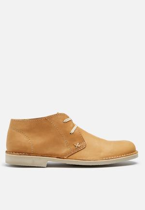Grasshoppers Kyle Boots Tan