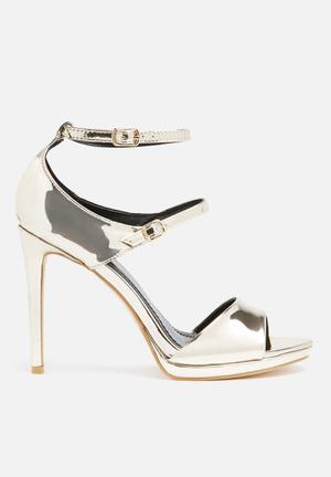 Dailyfriday Liquid Heels Gold