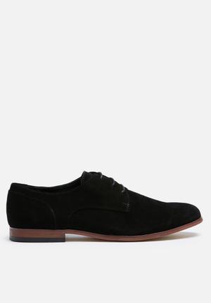 Billie  Elijah Formal Shoes Black