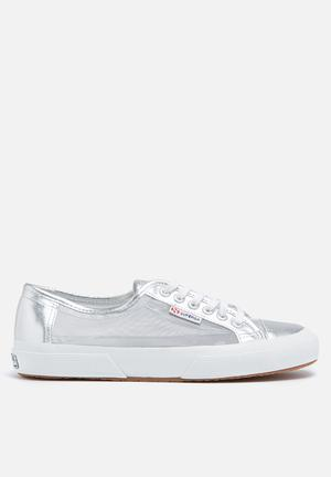 SUPERGA 2750 Netw Sneakers Silver