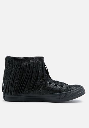 Converse Chuck Taylor All Star HI Sneakers Black
