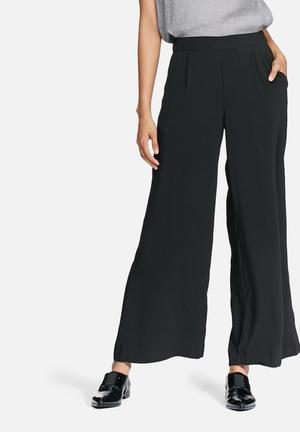 Vero Moda Coco Wide Pants Trousers Black