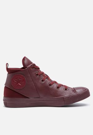 Converse Chuck Taylor All Star HI Sloan Sneakers Deep Bordeaux