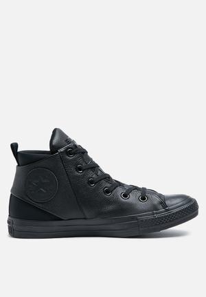 Converse Chuck Taylor All Star HI Sloan Sneakers Black