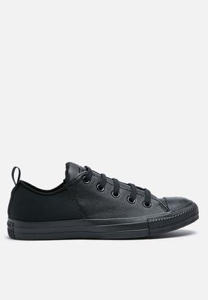 Converse Chuck Taylor All Star Abbey Sneakers Black / Black