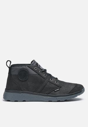 Palladium Pallaville Hi Boots Black
