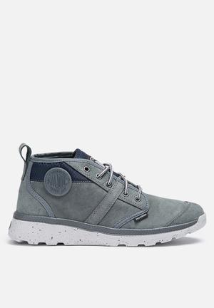 Palladium Pallaville Hi Boots Grey