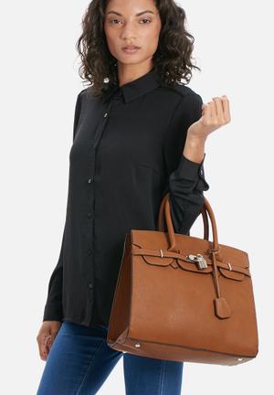 Modascapa Bobby Medium Bag Tan