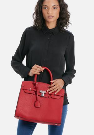 Modascapa Bobby Medium Bag Red