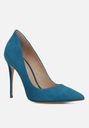 ALDO Cassedy Heels Blue
