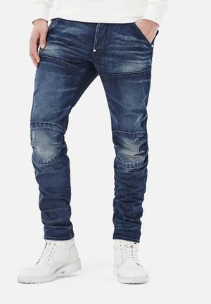 G-Star RAW Occotis 5620 3D Slim Jeans Medium Blue