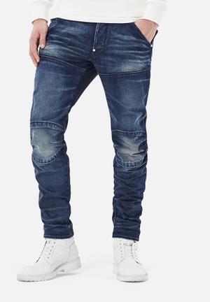G-Star RAW Occotis 5620 3D Slim Jeans Medium Blue