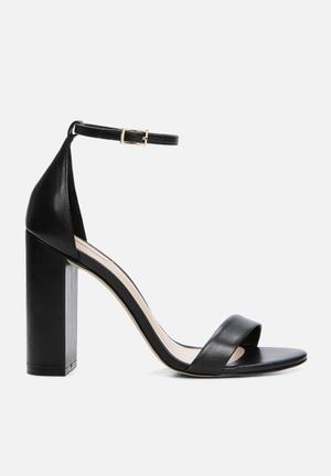 ALDO Margaree Heels Black