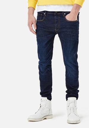 G-Star RAW 3301 Slim Jeans Blue