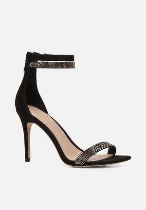 ALDO Sherlin Heels Black