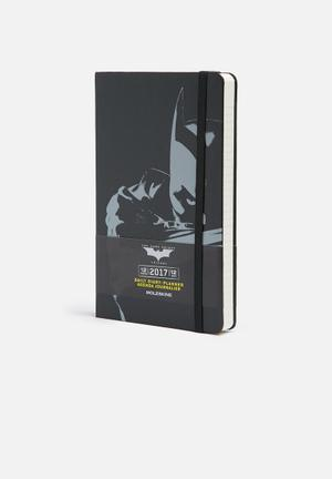 Moleskine 2017 Batman A5 Daily Planner Gifting & Stationery Paper