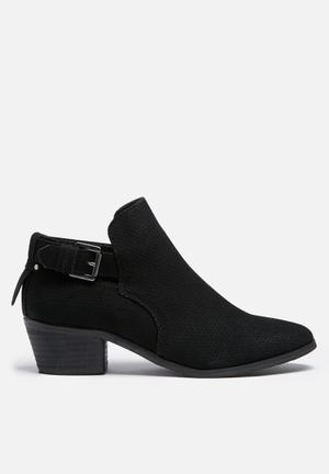 Therapy Lincoln Boots Black