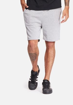 Basicthread Neil Sweat Shorts Grey