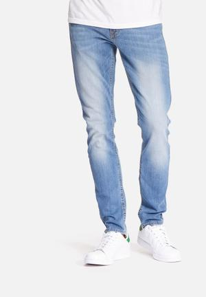 GUESS Super Skinny Fit Jeans Blue