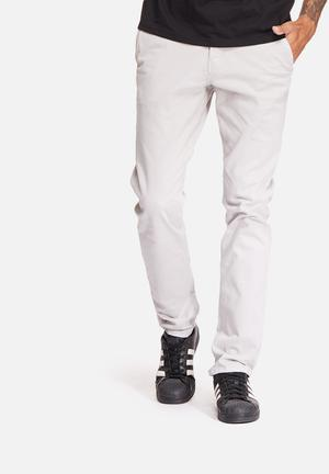 GUESS Slim Chino Grey