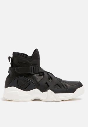 Nike Air Unlimited Sneakers Black / Black