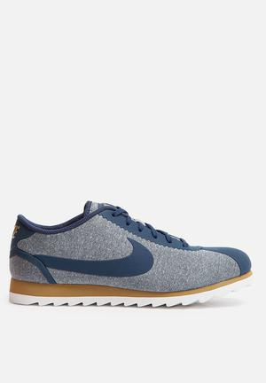 Nike Cortez Ultra SE Sneakers Midnight Navy / Golden Beige