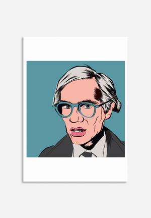 Stacey Knipe Warhol Art