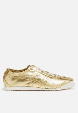 Onitsuka Tiger Mexico 66 Sneakers Gold