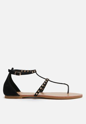 Billini Umi Sandals & Flip Flops Black