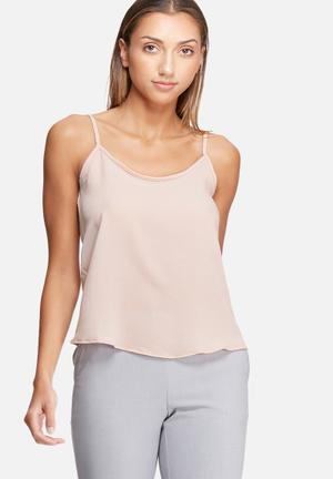 Dailyfriday Woven Cami Dusty Pink