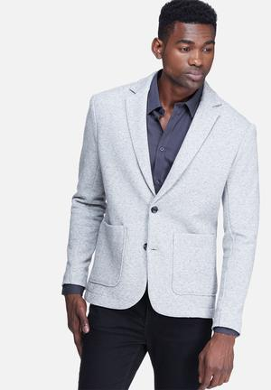 Jack & Jones Premium Loyd Sweat Blazer Jackets & Coats Grey