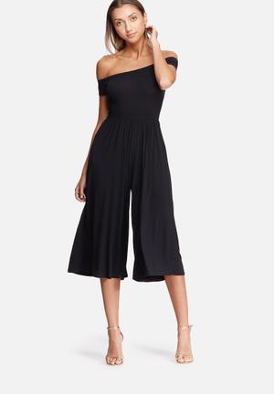 Dailyfriday Culotte Jumpsuit Black