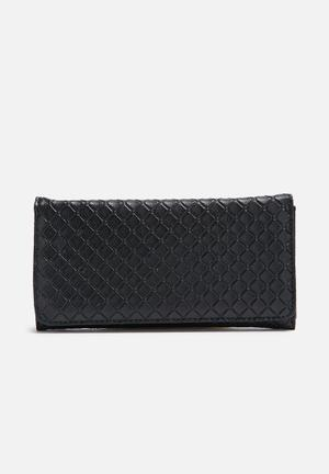 Dailyfriday Solid Purse Black