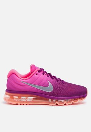 Nike W Air Max 2017 Sneakers Bright Grape / Pink Blast / Peach Cream