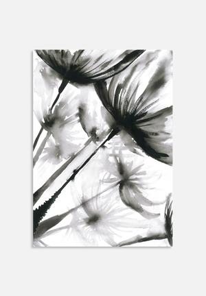 Julie Smith-Belton Dandilion Art