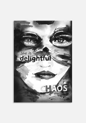 Julie Smith-Belton Delightful Chaos Art