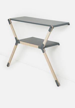 Smart Shelf Octo Server Shelves & Racks Steel & Wood