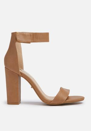 Billini Pia Heels Tan