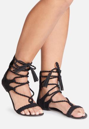 Billini Irina Sandals & Flip Flops Black