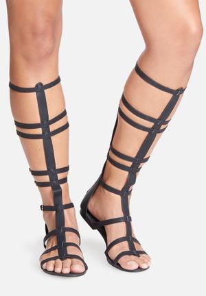 Billini Indiah Sandals & Flip Flops Black