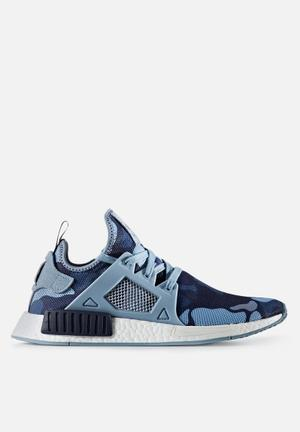 Adidas Originals NMD_XR1 Sneakers Midnight Grey / Noble Ink 'Duck Camo'