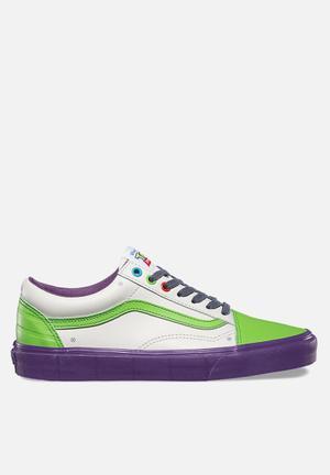Vans Old Skool Sneakers Buzz Lightyear / True White